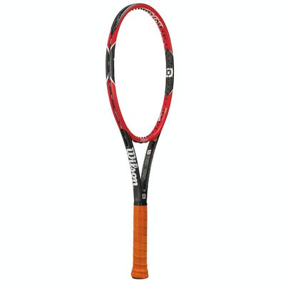 Wilson Pro Staff RF97 Autograph Tennis Racket - Side View