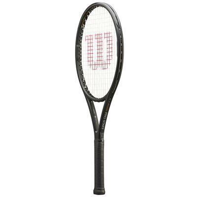 Wilson Pro Staff Team v13 Tennis Racket - Side