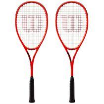 Wilson Pro Staff Ultralight Squash Racket Double Pack