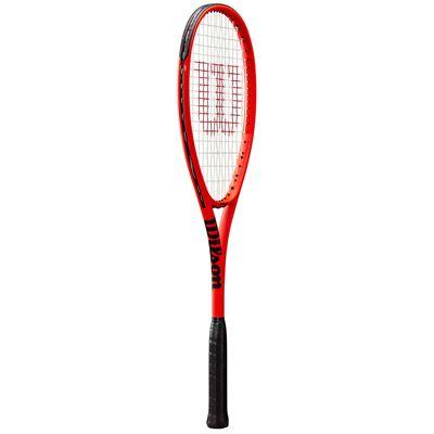 Wilson Pro Staff Ultralight Squash Racket Double Pack AW19 - Slant
