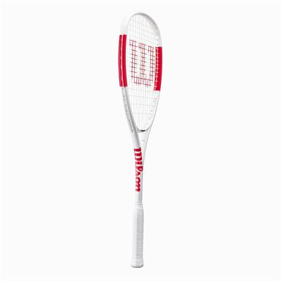 Wilson Pro Staff Ultralight Squash Racket - Angled