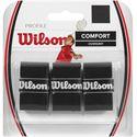 Wilson Profile Badminton Overgrip-Pack of 3-Black
