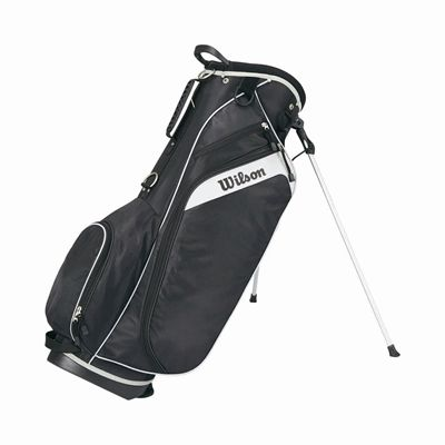Wilson Profile Golf Carry Bag - Black