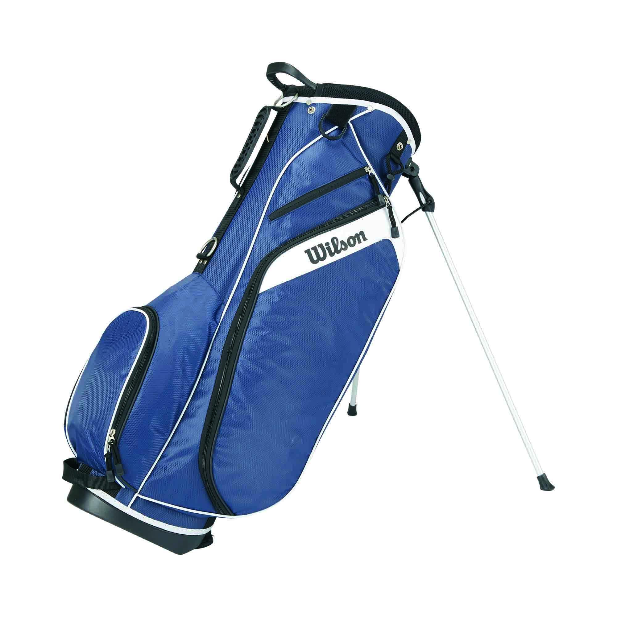 Wilson Profile Golf Carry Bag  Blue