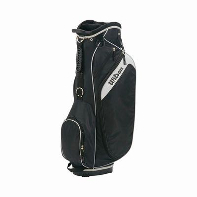 Wilson Profile Golf Cart Bag - Black