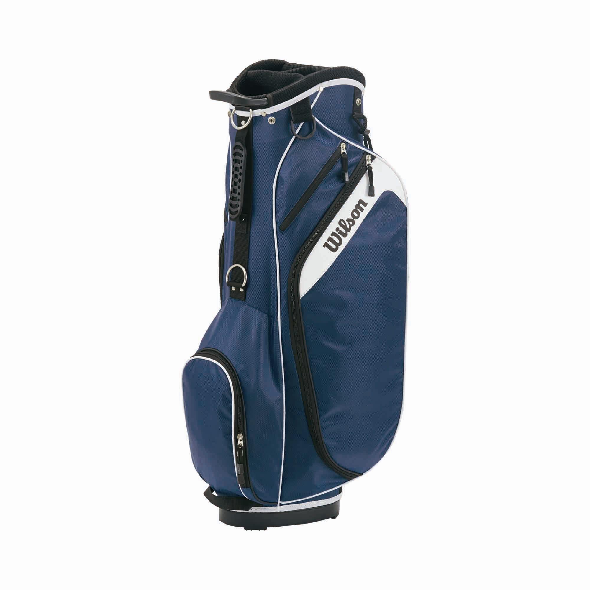 Golf Cart Bag : Wilson profile golf cart bag