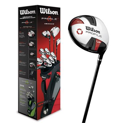 Wilson Profile VF Graphite Package Set
