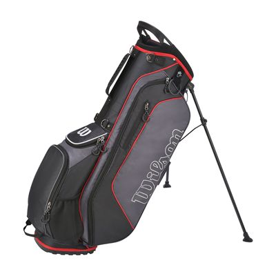 Wilson ProStaff Carry Bag SS18 - Black Silver
