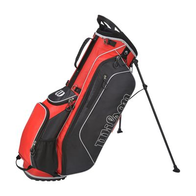 Wilson ProStaff Carry Bag SS18 - Red Silver