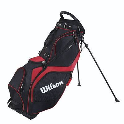 vWilson Prostaff Carry Golf Bag 2014 - Red