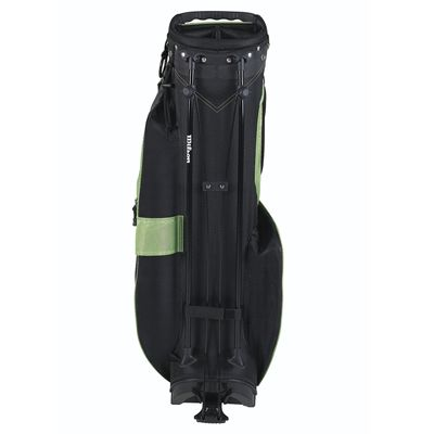 Wilson Prostaff Carry Golf Bag 2014 - Green/Back