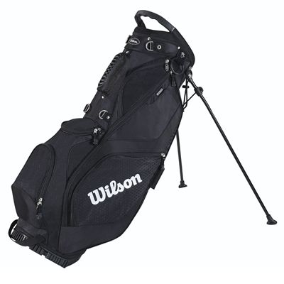 Wilson Prostaff Carry Golf Bag 2014 - Black