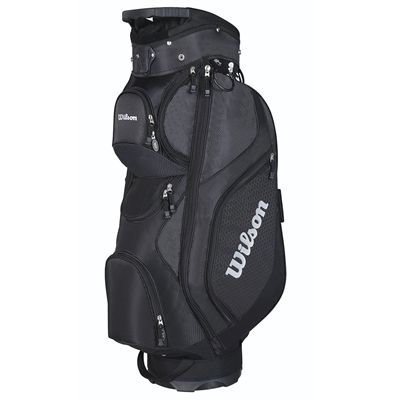 Wilson Prostaff Cart Golf Bag 2014 - Black