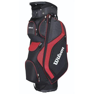 Wilson Prostaff Cart Golf Bag 2014 - Red