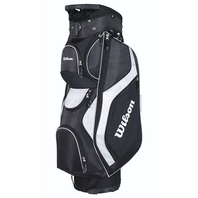 Wilson Prostaff Cart Golf Bag 2014 - White