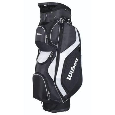 Wilson Prostaff Cart Golf Bag 2014 - White