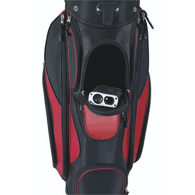 Wilson Prostaff Cart Golf Bag 2014 - Red/Pocket