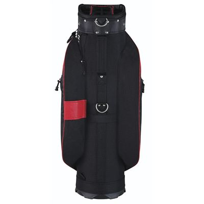Wilson Prostaff Cart Golf Bag 2014 - Red/Back