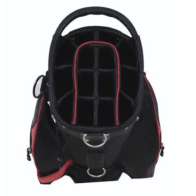 Wilson Prostaff Cart Golf Bag 2014 - Green/Inside