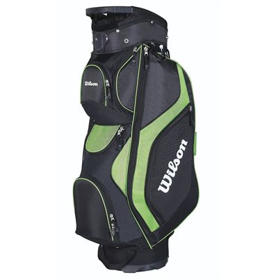 Wilson Prostaff Cart Golf Bag 2014 - Green