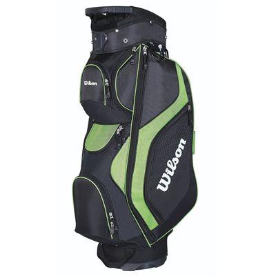 Wilson Prostaff Cart Golf Bag 2014 - Green