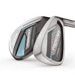 Wilson ProStaff Combo Ladies Graphite 5,6,7-SW Golf Iron Set
