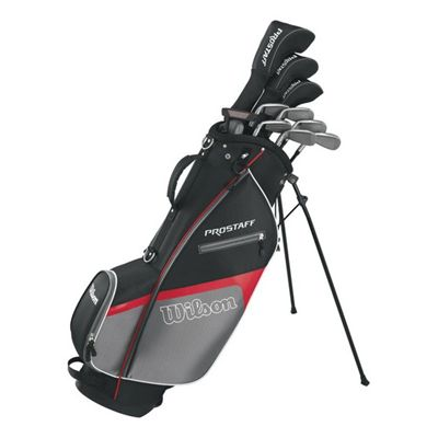 Wilson ProStaff HDX Graphite Package Golf Half Set