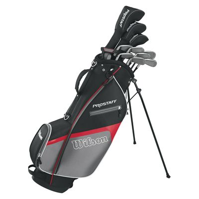 Wilson ProStaff HDX Steel Iron Mens Right Hand Set