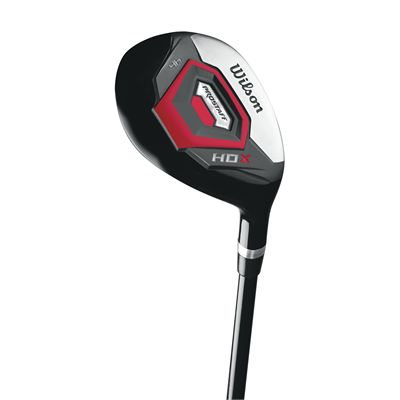 Wilson ProStaff HDX Steel Iron Mens Right Hand Set Hybrid