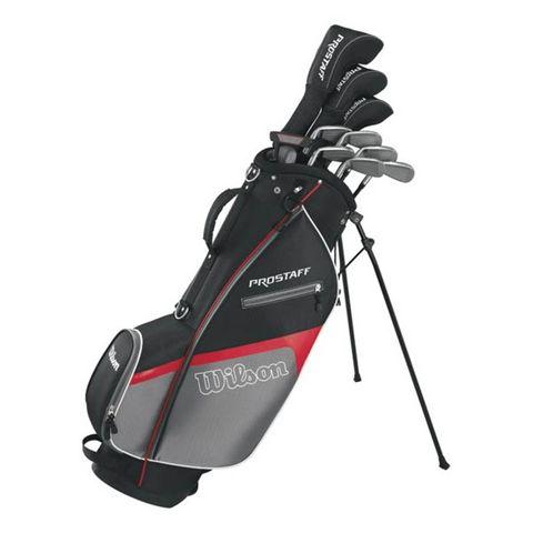 Wilson ProStaff HDX Steel Package Golf Half Set