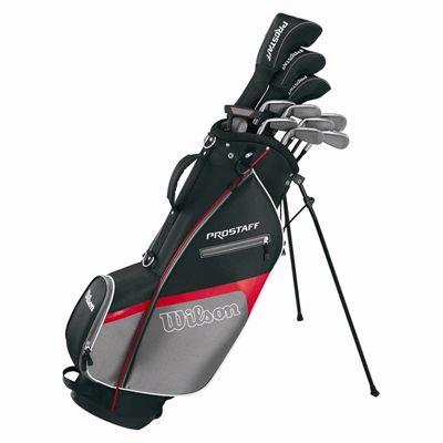 Wilson ProStaff HDX Steel Package Golf Set - Bag