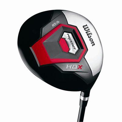 Wilson ProStaff HDX Steel Package Golf Set - Club2