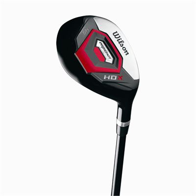 Wilson ProStaff HDX Steel Package Golf Set - Club4