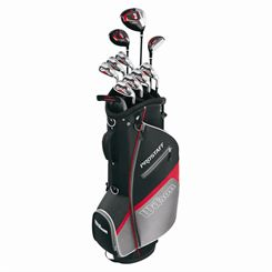 Wilson ProStaff HDX Steel Package Golf Set