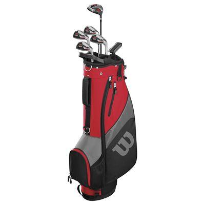 Wilson ProStaff SGI Graphite Package Golf Half Set - Standing
