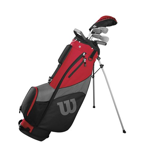 Wilson ProStaff SGi Steel Package Golf Half Set