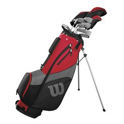 Wilson ProStaff SGi Steel Package Golf Set