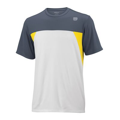 Wilson Pure Battle Crew T-shirt