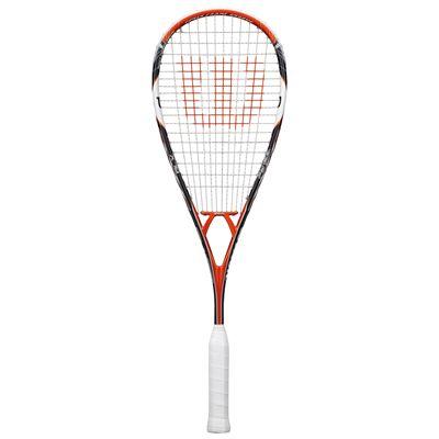 Wilson PY 138 BLX Squash Racket 2015 - Front View