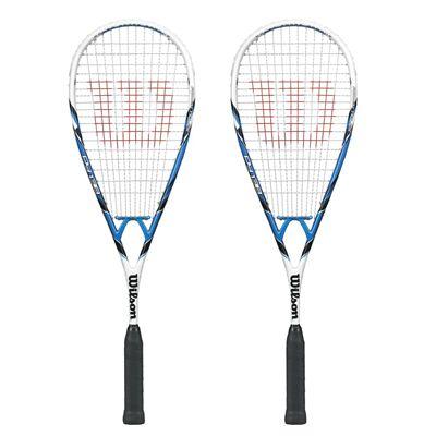 Wilson PY 138 BLX Squash Racket Double Pack 2014