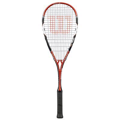 Wilson PY Team Squash Racket - Front View