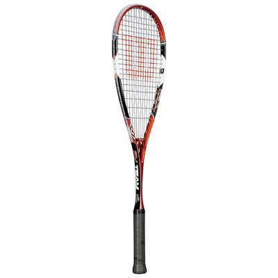 Wilson PY Team Squash Racket - Side View