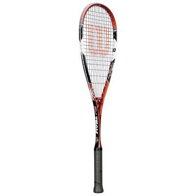 Wilson PY Team Squash Racket - Side View