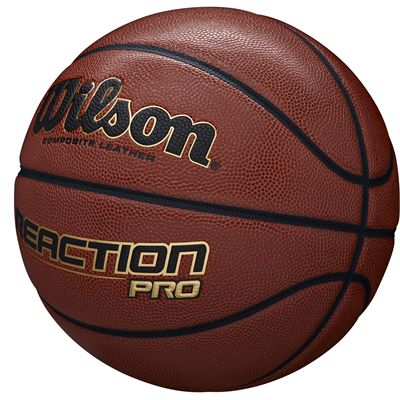 Wilson Reaction Pro Basketball - Side