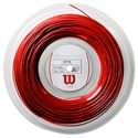 Wilson Revolve Twist Tennis String - 200m Reel - Red - 1.25