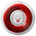 Wilson Revolve Twist Tennis String - 200m Reel - Red - 1.3