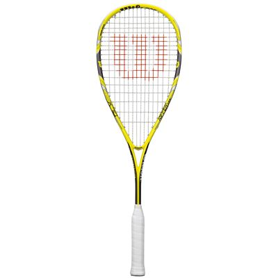 Wilson Ripper 133 BLX Squash Racket SS15-Front View