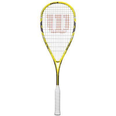 Wilson Ripper 133 BLX Squash Racket SS15-Front View