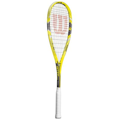Wilson Ripper 133 BLX Squash Racket SS15-Side View