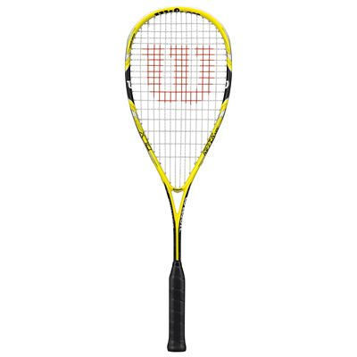 Wilson Ripper 135 BLX Squash Racket 2015 - Front View
